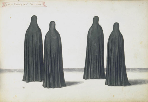 Daniel Rabel, Première Entrée des Fantômes